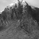 Buachaille black and white by beavo