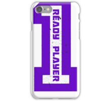 Ready Player One Number Purple iPhone Case/Skin