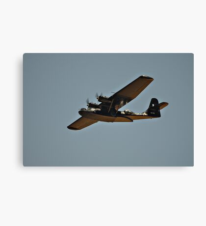 Warbirds Downunder 2013, Catalina Canvas Print