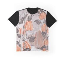 Enchanted Pumpkin Archway Graphic T-Shirt
