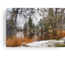 Ard Winter Canvas Print
