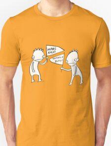 Intergalactic Sports Fans T-Shirt
