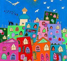 Return to Kiev by Tamara Kusovac