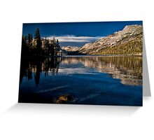 Lenticular at Tenaya Greeting Card