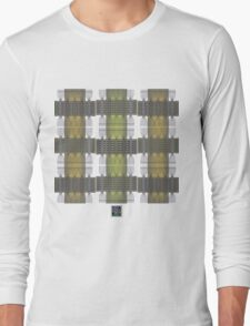 """""""Magnetic Flux in a Superconductor""""© Long Sleeve T-Shirt"""