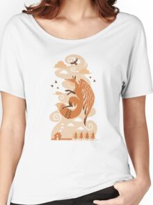 The Flying Fox Women's Relaxed Fit T-Shirt