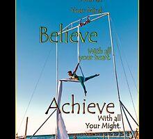 Believe by Julia Harwood