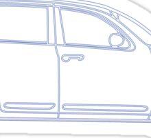 Chrysler PT Cruiser Sticker