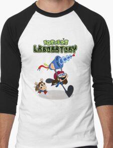 Jane Foster's Lab Men's Baseball ¾ T-Shirt