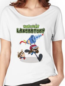 Jane Foster's Lab Women's Relaxed Fit T-Shirt