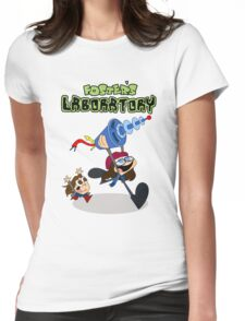 Jane Foster's Lab Womens Fitted T-Shirt