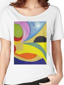 In the eye.... Women's Relaxed Fit T-Shirt