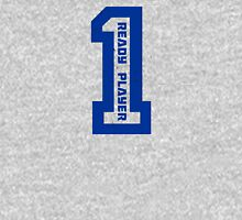 Ready Player One Number Blue T-Shirt