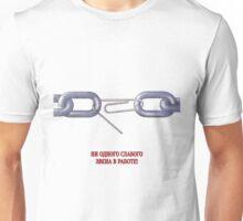 Not One Weak Link! Soviet Propaganda Poster Unisex T-Shirt