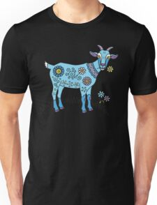 Blue Goat T-Shirt