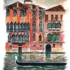 Venice Arabesque by wonder-webb