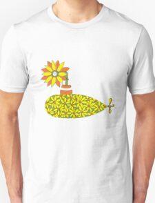 The Yellow Submarine Unisex T-Shirt