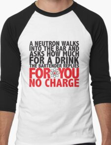 Neutron Men's Baseball ¾ T-Shirt