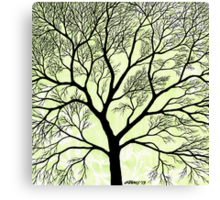 BIG OLD TREE Canvas Print