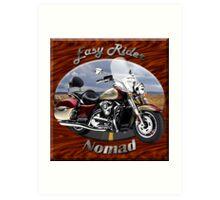 Kawasaki Nomad Easy Rider Art Print