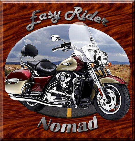 Kawasaki Nomad Easy Rider by hotcarshirts