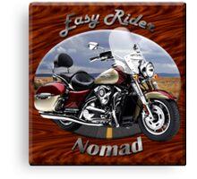 Kawasaki Nomad Easy Rider Canvas Print