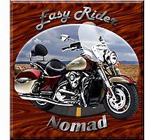 Kawasaki Nomad Easy Rider Photographic Print