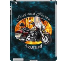 Kawasaki Nomad Fast And Fierce iPad Case/Skin