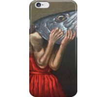 Tuna Mask Replica iPhone Case/Skin