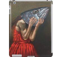 Tuna Mask Replica iPad Case/Skin