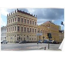 Potsdam Architecture Berlin Poster