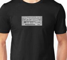 TB-303 bass synth Unisex T-Shirt