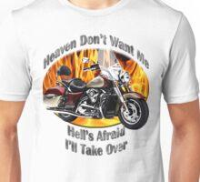 Kawasaki Nomad Heaven Don't Want Me Unisex T-Shirt