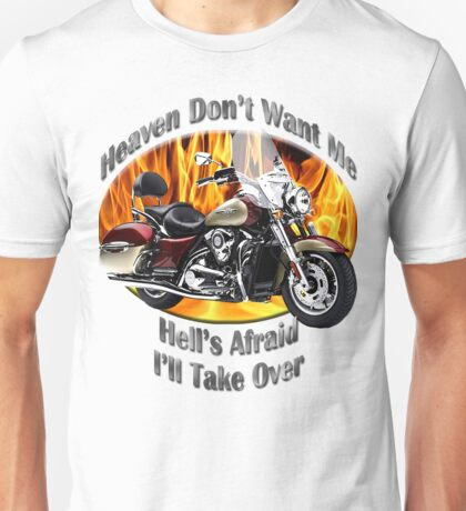 Kawasaki Nomad Heaven Don't Want Me Unisex T-Shirt