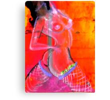 strippers paradise Canvas Print