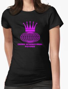 Crown International Womens Fitted T-Shirt