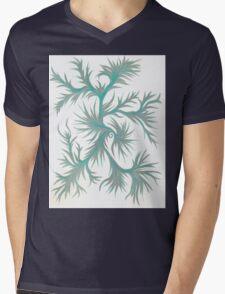 Growing Green Mens V-Neck T-Shirt