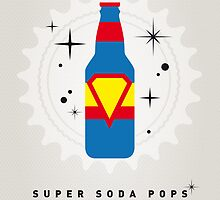My SUPER SODA POPS No-05 by Chungkong