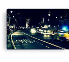 London Law Canvas Print