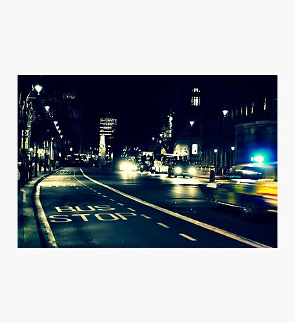 London Law Photographic Print