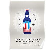 My SUPER SODA POPS No-14 Poster