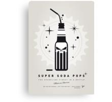 My SUPER SODA POPS No-15 Canvas Print