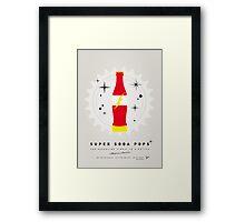 My SUPER SODA POPS No-18 Framed Print