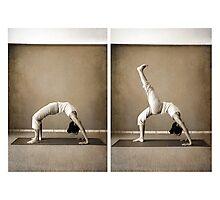 yoga9 Photographic Print