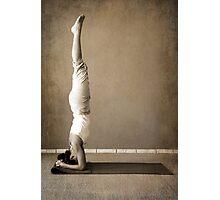 yoga5 Photographic Print