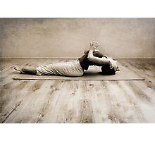 yoga2 Photographic Print