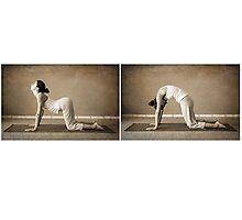 yoga10 Photographic Print
