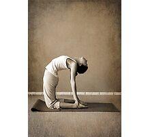 yoga3 Photographic Print