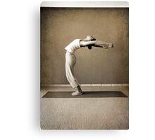 yoga11 Canvas Print