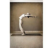 yoga11 Photographic Print